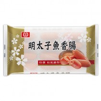 桂冠 明太子魚香腸